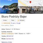 Biuro Podróży Bajer Gliwice opinie